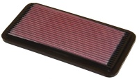 K&N filtr do originál airboxu Toyota MR2 motor 2.0 16V + Turbo výkon motoru 156hp -- rok výroby 1989-94