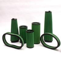 Sportovní filtr Green TOYOTA LAND CRUISER LJ73 2,4L TD  výkon 63kW (86 hp) rok výroby 85-90
