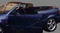 Windschott CABRIO clona proti větru Toyota Paseo Cabrio